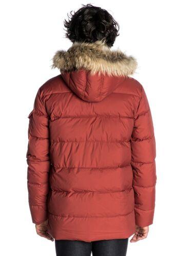 Klar Til Red Autentisk Pyrenex Brique Fur Redusert Matjakke 0pWTwP