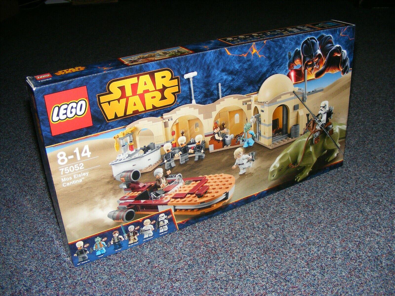 Star Wars Lego 75052 Mos Eisley Cantina Neuf Scellé