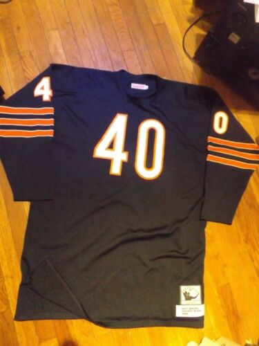 17630449 Mitchell & Ness 1965 Gale Sayers throwback jersey size 56 3xl retail  260$ durable service