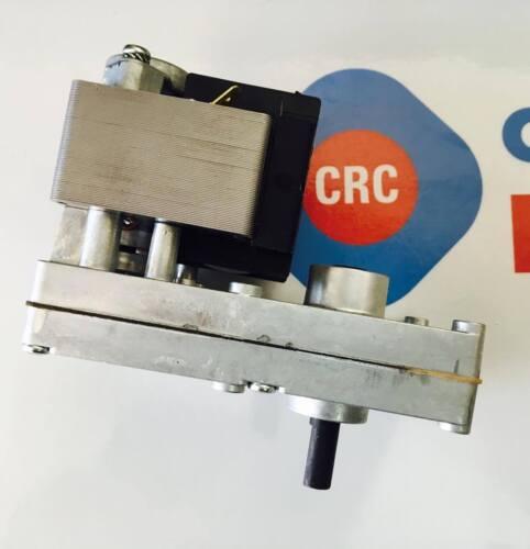 CRC9991155 MOTORIDUTTORE 2,5 RPM RICAMBIO STUFE//CALDAIE A PELLET CODICE