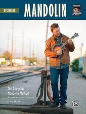 Beginning Mandolin. Book and CD; Horne, Greg, ALFRED - 22665