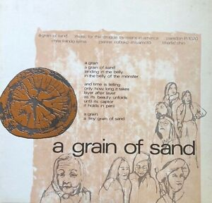 A GRAIN OF SAND - Music for the Struggle by Asians in America