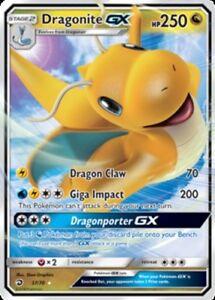 x1-Dragonite-GX-37-70-Ultra-Rare-Pokemon-Dragon-Majesty-M-NM
