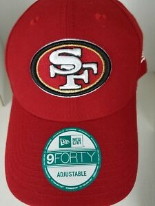 red NFL San Francisco 49ers The League 9Forty Cap New Era