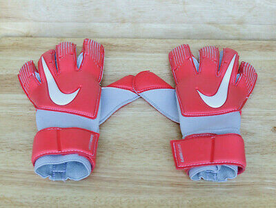 NIKE VAPOR GRIP 3 SOCCER GOALKEEPER GLOVES Style GS0352-010 MSRP $125