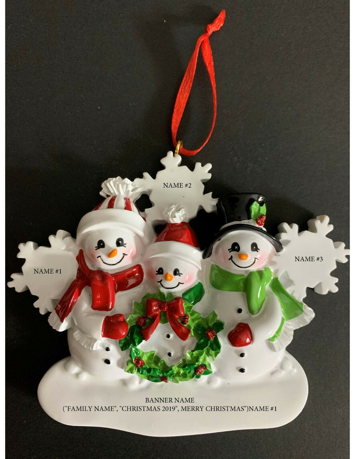 Patience Brewster H8 Christmas Mini Phoebe Fox 3.5in Ornament 31211