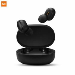 Original-Xiaomi-Redmi-AirDots-Auricolari-TWS-Bluetooth5-0-Wireless-Cuffie-Nero