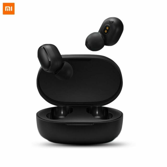 Original Xiaomi Redmi AirDots Auricolari TWS Bluetooth5.0 Wireless Cuffie Nero