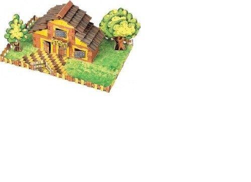 Maqueta domus Kit de pierre Piccolo Nº 1 +N°2 +Nº3 + N°4 +Nº5 +N°6