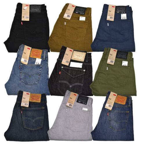 31 34 36 514 30 Levis Slim 38 29 32 Straight Leg Stingewashed Heren Denim 33 Jeans ymwNn80vO