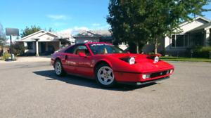 1987 Ferrari 328 GTS replica