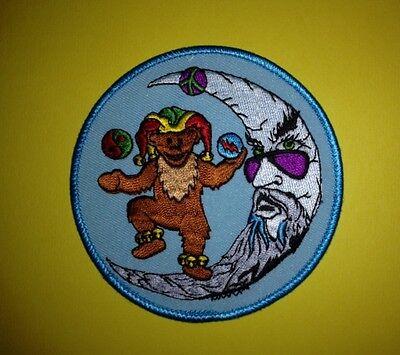 Grateful Dead Folk Rock Music Sew On Hat Jacket Backpack Hoodie Patch Crest E