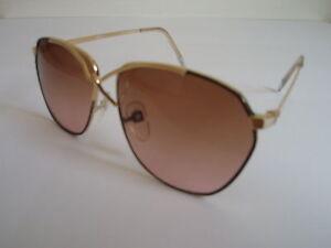 Vintage Bohemian Brown Tinted Boho Hippie Sunglasses, Super cool retro 70s 80s