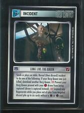 Star Trek BOG RARE Long Live The Queen NM/M
