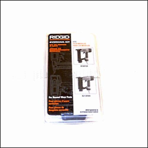 079001001082 Ridgid R213BNA R150FSA Stapler Overhaul Maintenance Kit
