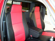 FORD RANGER 2004-2012 LEATHER-LIKE CUSTOM FIT SEAT COVER