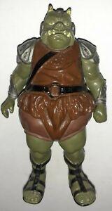 Figurine Star Wars Vintage Guerrier Gamorrean 1983 Kenner #3 Macau B-2 no Jabba