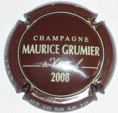 CAPSULE DE CHAMPAGNE GRUMIER*