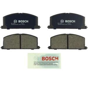 Bosch BC476 QuietCast Brake Pad Set