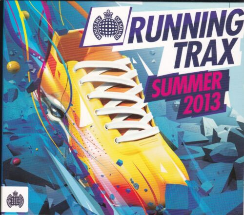 1 of 1 - Ministry Of Sound - Running Trax Summer 2013