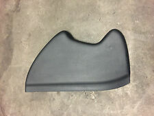 99 00 01 Audi A4 S4 Dash End Cap Side Cover Side ONYX BLACK 8D0857086AE