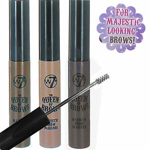 W7-The-Queen-of-Brows-Majestic-Eye-Brow-Mascara-Light-Blonde-Dark-Brown-8ml