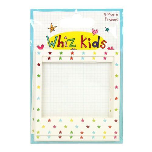 Card Craft Decorative Embellishment Photo Frames Whiz Kids by Rachel Ellen