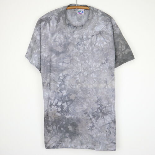 Vintage 1995 Liquid Blue Opt-X Tie Dye Shirt