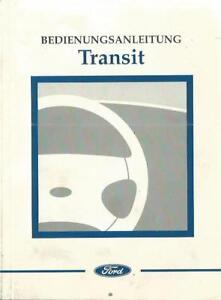 FORD-TRANSIT-5-Betriebsanleitung-2000-Bedienungsanleitung-Handbuch-BA