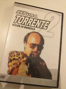 Dvd-TORRENTE-2-MISION-EN-MARBELLA-CON-SANTIAGO-SEGURA