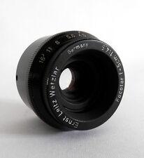 Ernst Leitz Leica Focotar 5cm F4.5 Enlarging Lens :FREE UK POST: