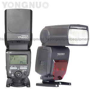 Details about Yongnuo YN660 Flash Speedlite Master for Nikon D5500 D5400  D5300 D3400 D3300 D90
