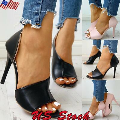 Qupid Sawyer 49 Blush Women/'s Peep Toe Cut Out Chunky Heel Sandals