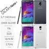 "Samsung Galaxy Note 4 32GB 5.7"" 4G LTE Unlocked Smartphone"