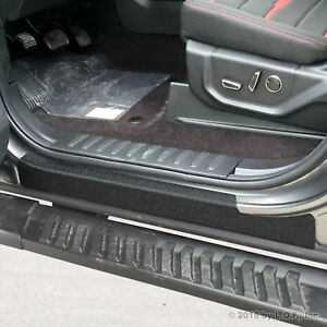2015 2018 Ford F 150 Crew Cab 4pc Door Sill Protect