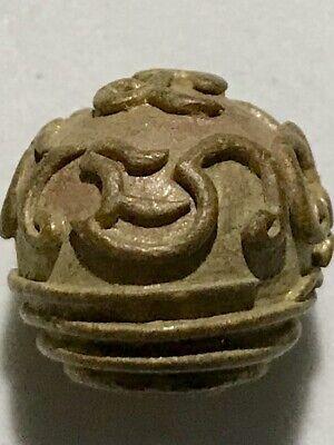 LOOK SAKOD PHRA LP TIM RARE OLD THAI BUDDHA AMULET PENDANT MAGIC ANCIENT IDOL#1