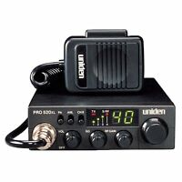 Uniden Pro520xl 40channel Cb Radio, New, Free Shipping on sale