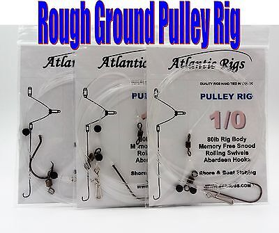 Size 4 10x 2 Hook Bream Sea Fishing Rigs From The Rig Shack