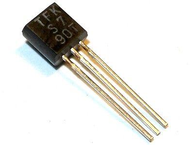 S8050 NPN TRANSISTOR TO92 2 PEZZI