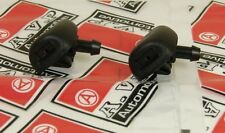 2 x Peugeot 407 Front Windscreen Washer Jets Jet Nozzle 6438Z1 New