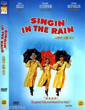 Singin Singing in the Rain DVD - Gene Kelly Debbie Reynolds Donald OConnor (NEW)
