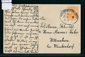 100% De Qualité 29848) Bahnpost Ovalstempel Sainte Port-orth Train 6, Ak Wartturm 1917-afficher Le Titre D'origine Pas De Frais à Tout Prix