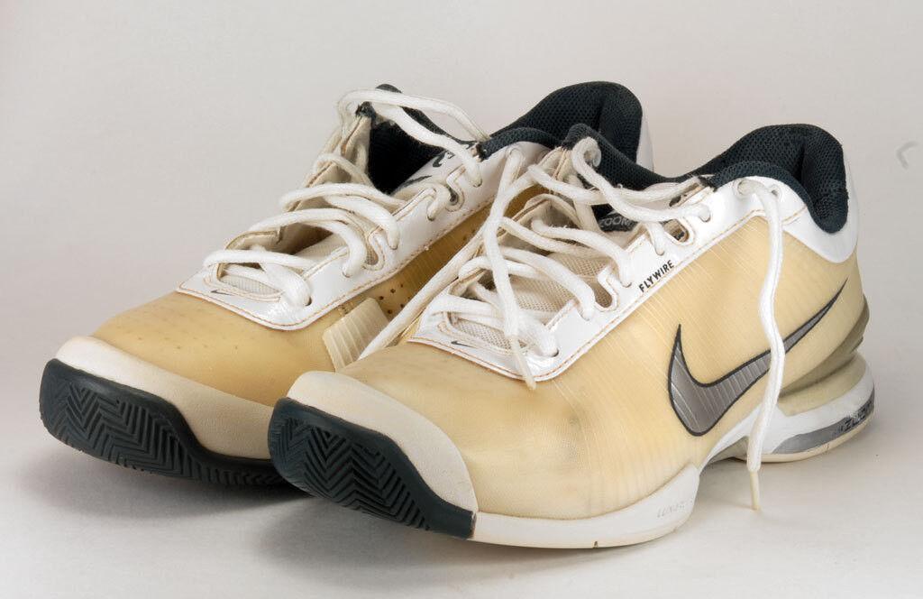 Nike Zoom Vapor Tour VI  6 Mens Tennis Shoes RF Roger Federer sz 9.5 344539-101