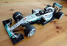 Nico Rosberg 2016 MERCEDES W07 WORLD CHAMPION modello # 6 1:18 Minichamps