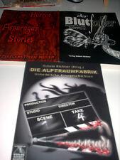 Kleines Horror-Literatur Paket
