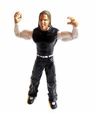 "WWE TNA WWF Wrestling JEFF HARDY 6"" poseable toy action figure RARE"