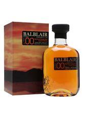 Balblair 2000 Highland Single Malt Scotch Whisky 0,7l, alc. 46 Vol.-%