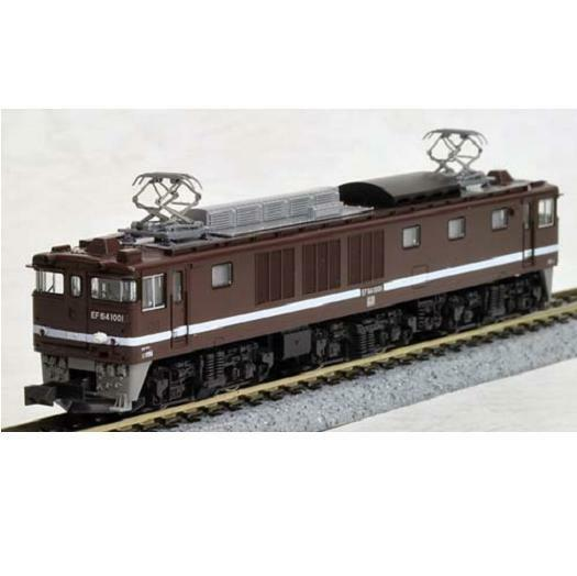 Kato 3023-3 Electric Locomotive EF64-1001 - N