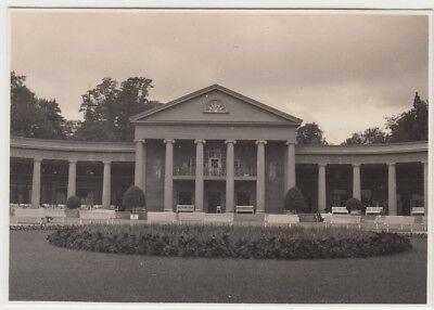 (f14649) Orig. Foto Bad Oeynhausen, Wandelhalle 1932 Hohe Sicherheit