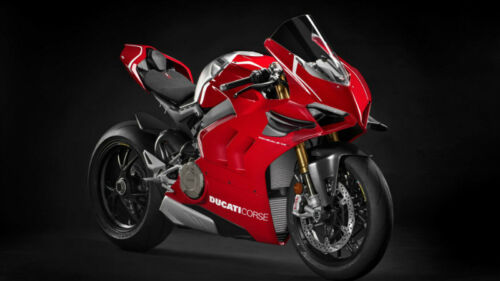 2019 Ducati panigale v4 Art Poster Print 24 X 14 inches